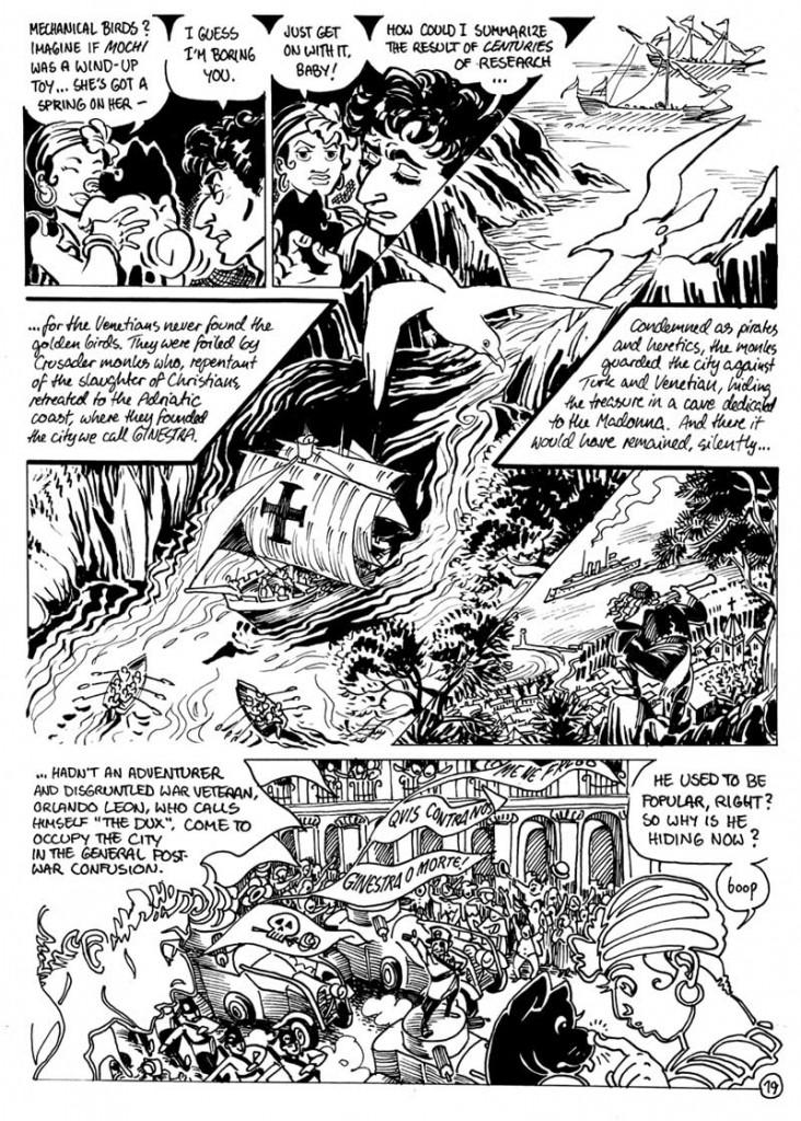 Goldenbird chaper 5 page 19