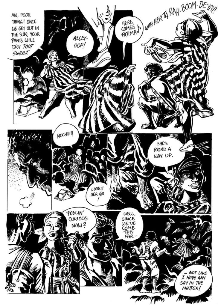 Goldenbird chapter 6 page 10