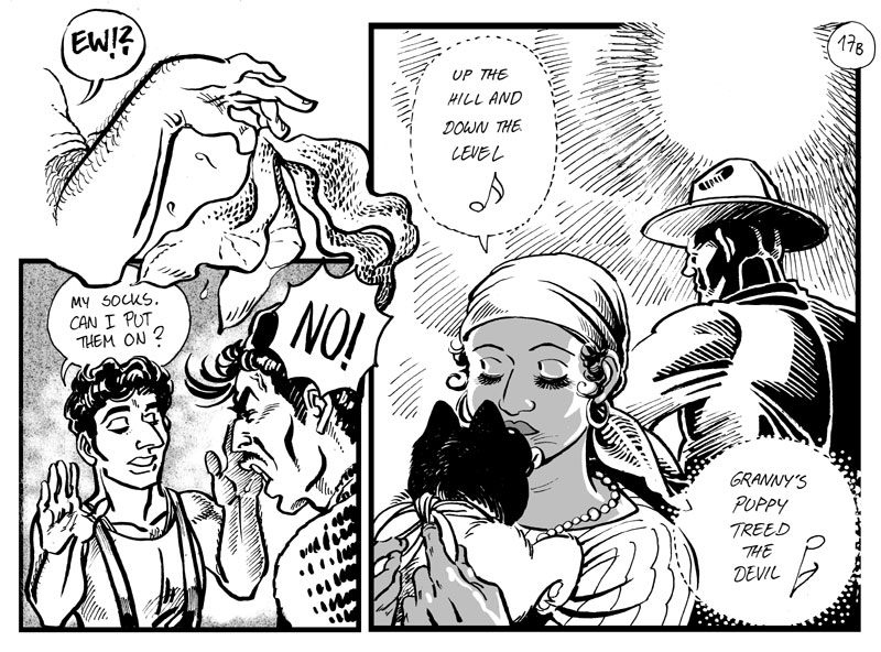 Goldenbird chapter 6 page 17 B