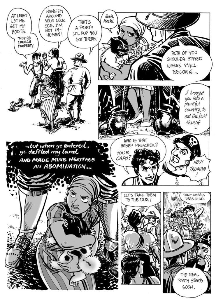 Goldenbird chapter 6 page 18