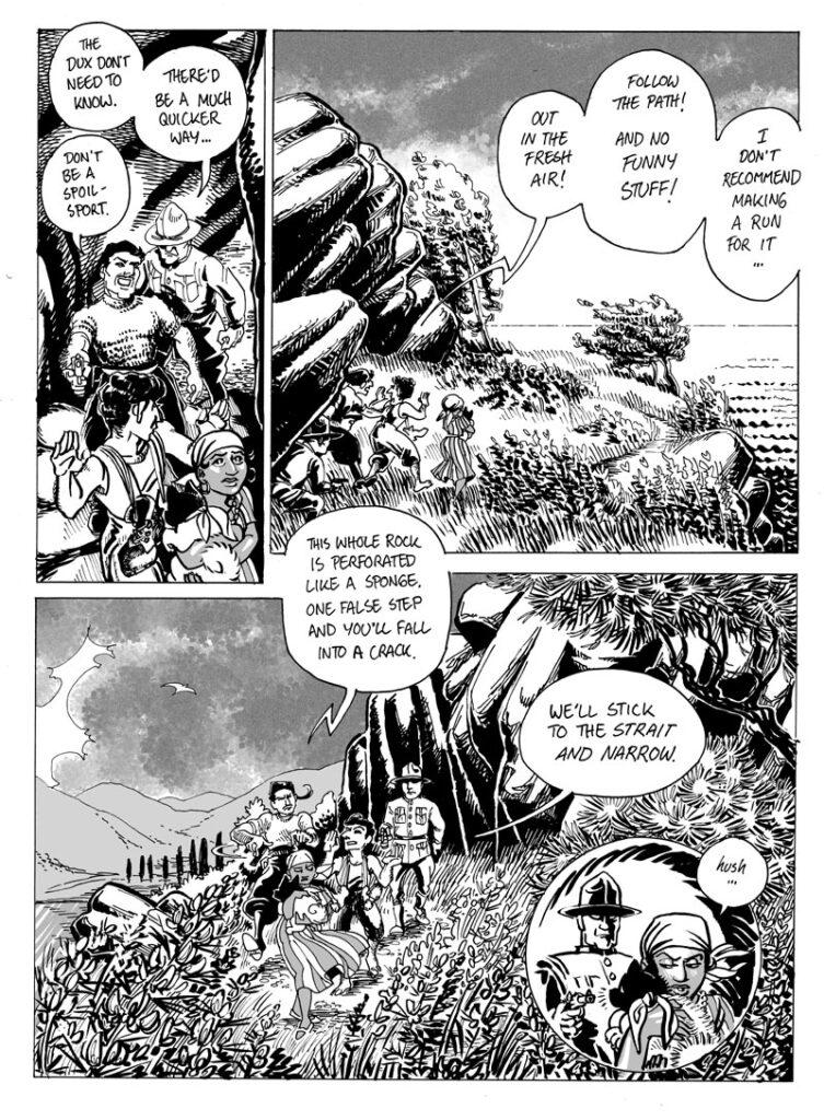 Goldenbird chapter 6 page 19