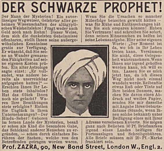Simplicissimus 22. April 1912