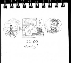 hourly comic day 3