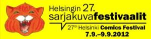 Helsingin sarjakuvafestivaalit 2012
