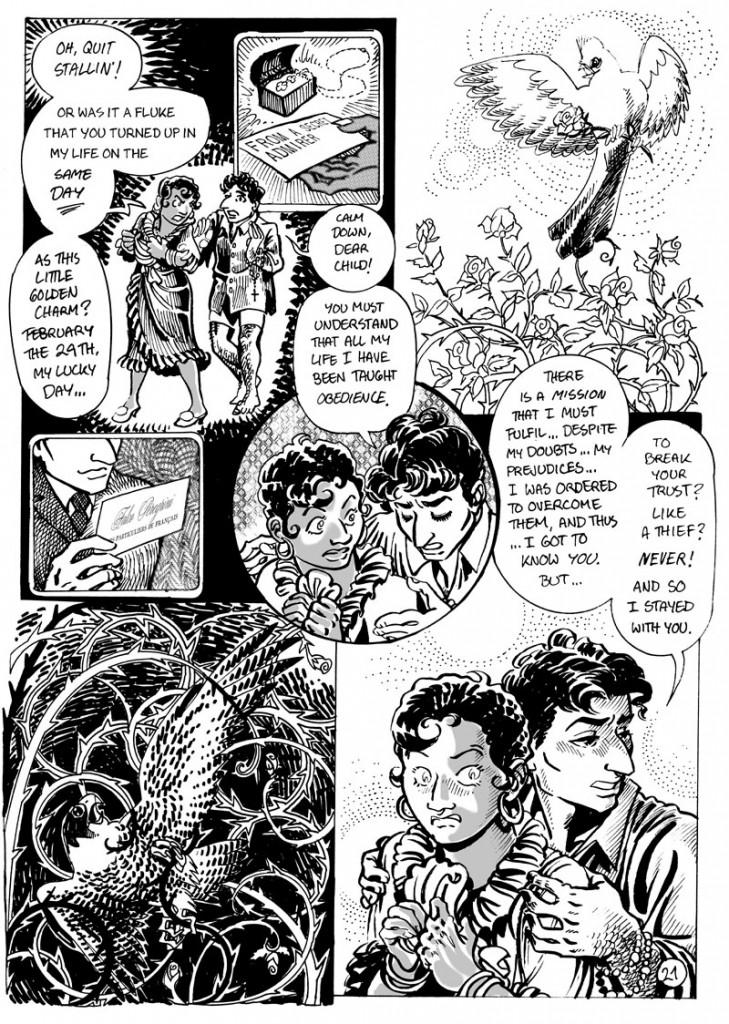 Goldenbird chapter 5 page 21