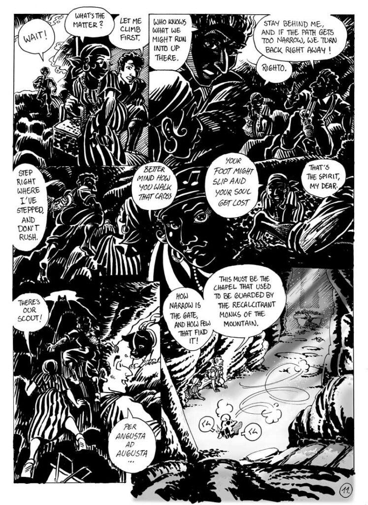 Goldenbird chapter 6, page 11